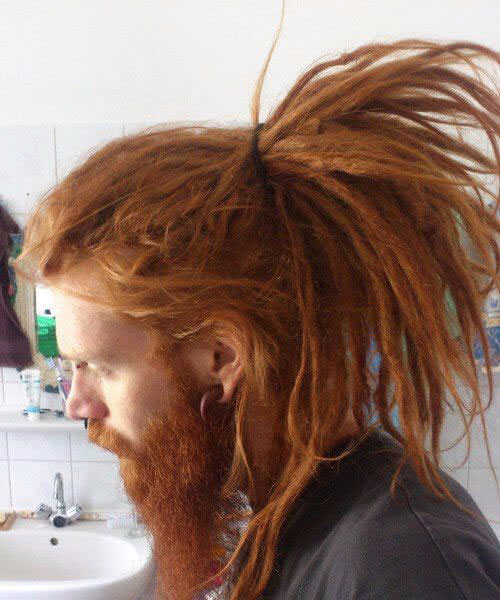 Dreadlocks Mens Styles