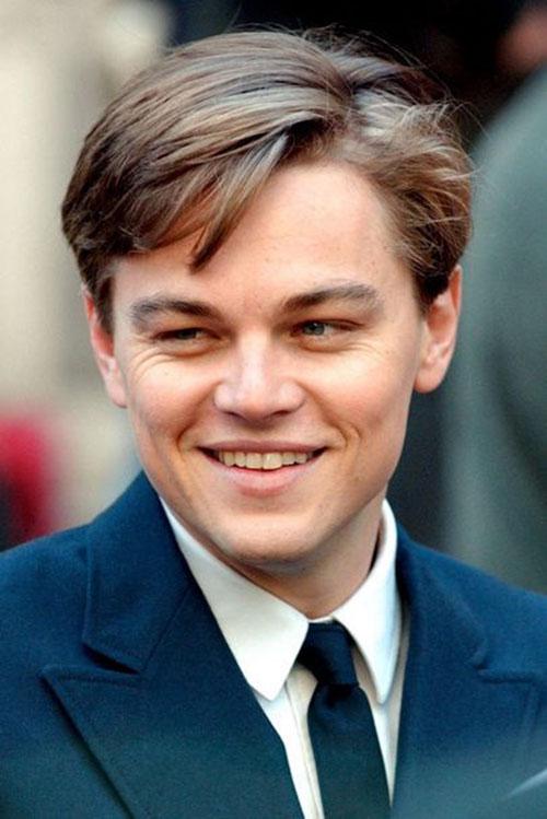 Leonardo Dicaprio Hairstyle In Titanic