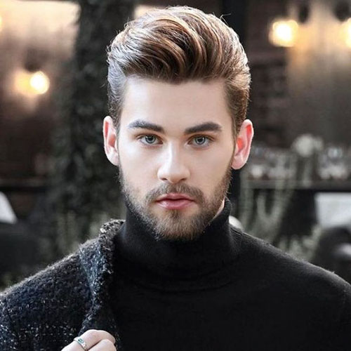 Short Hairstyles 2018 For Men