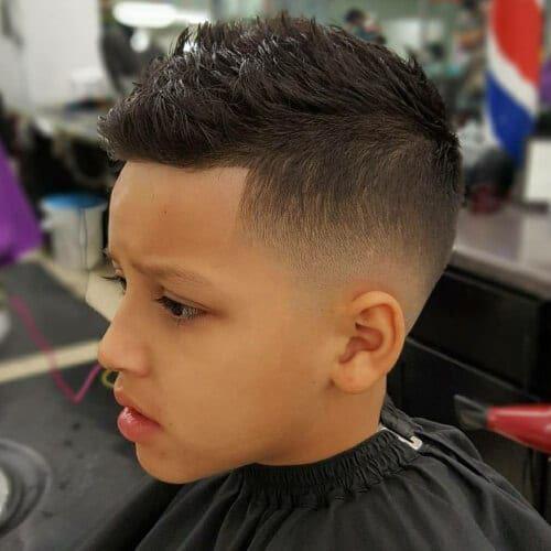 Types Of Boy Cut