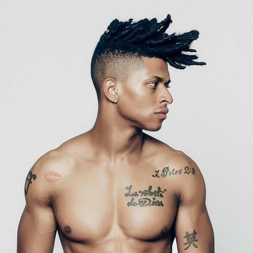 Dreadlocks Hairstyles Mens
