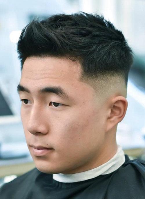 Japanese Haircut Men