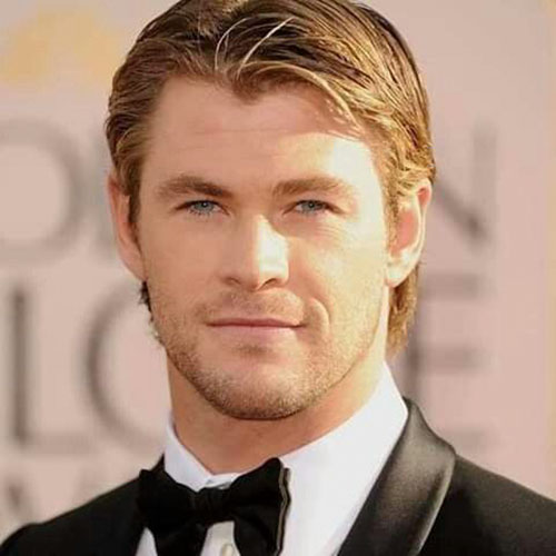 Mens Dirty Blonde Hairstyles