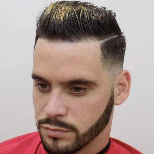 Different Types Of Fades For Men