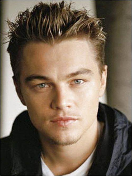 Leonardo Dicaprio Titanic Haircut