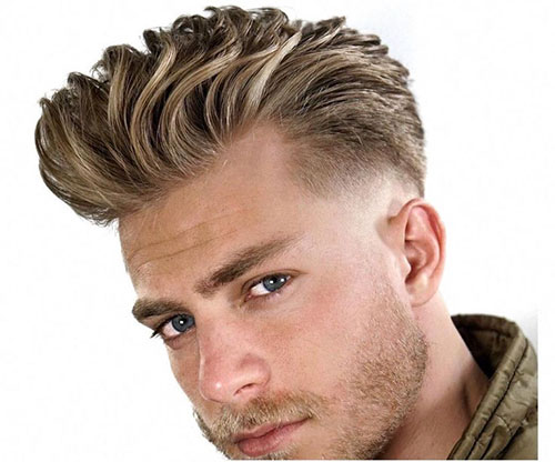 Mens Haircuts Summer 2019