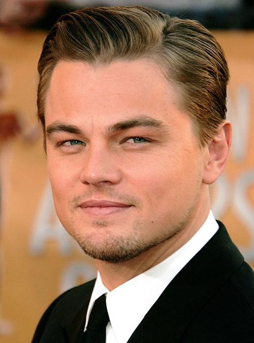 Leonardo Dicaprio Hairstyle