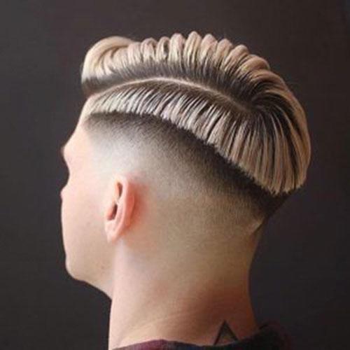 Short Haircut Men 2018
