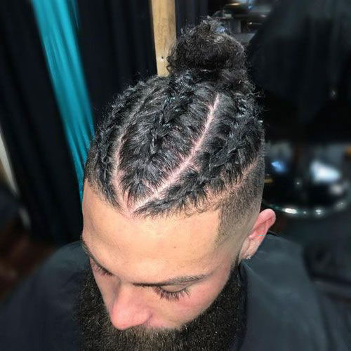 Braided Hairstyles For Guys