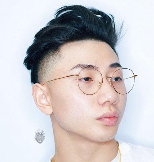 Mens Short Hairstyles 2018