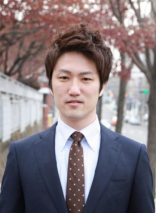 Japanese Hairstyle Men